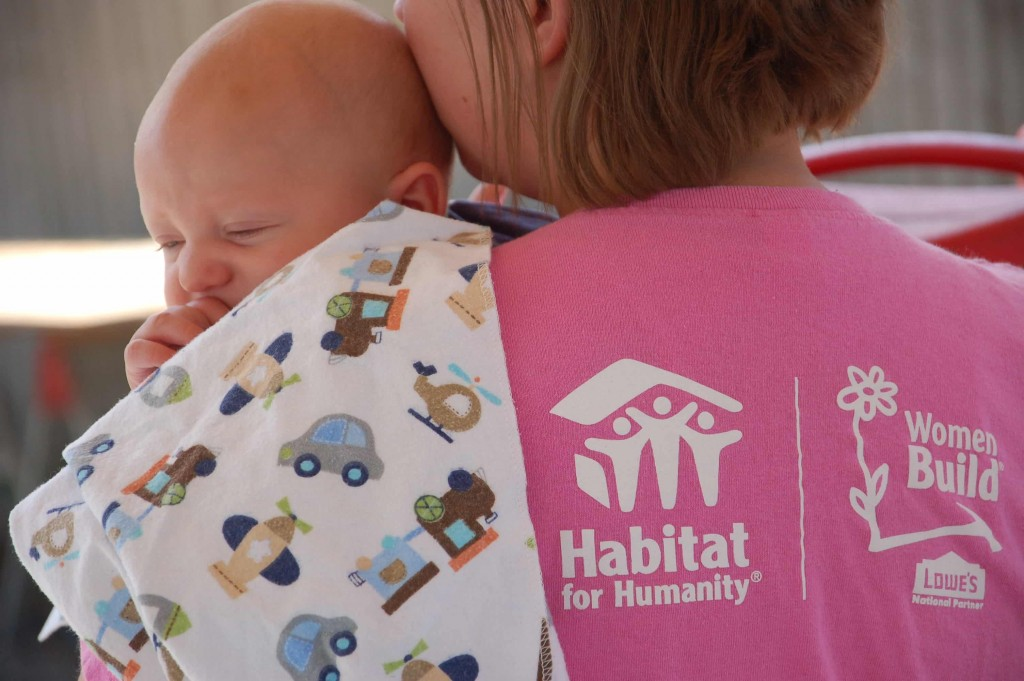Habitat Baby Women Build-min